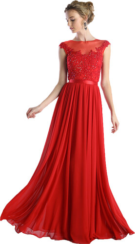 CD LA plesové šaty -skladem - Glami.cz d479aba9468