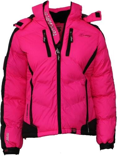 93706e22d43 GEOGRAPHICAL NORWAY bunda dámská CLEOPATRE LADY zimní DRY-TECH 5000 FLUO