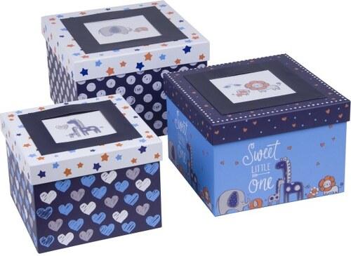 9a072edad Tri-Coastal Papierové boxy, 3ks K30057-67408 - Glami.sk