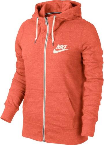 Dámská mikina Nike GYM VINTAGE FZ HOODY XL - Glami.cz 8d4dd8554c