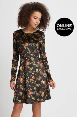 Orsay Kvetinové šaty s rozšírenou sukňou - Glami.sk bb4286d3cbe
