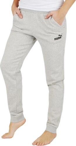 Puma Ess No1 Sweat Pants Fl W šedá L - Glami.cz 76ec0a66833