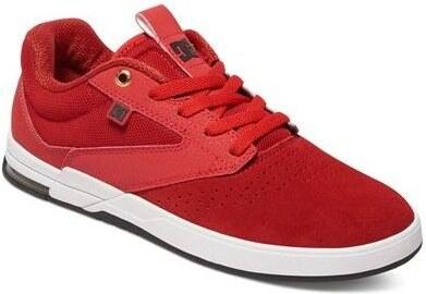 -100 Kč Nové DC Shoes Boty DC Wolf S red ca41200d4a