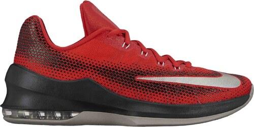 Pánské basketbalové boty Nike AIR MAX INFURIATE LOW UNIVERSITY RED WHITE- BLACK-TOT ef5bdf7067