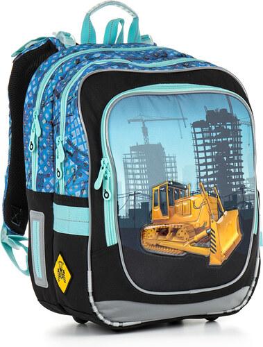 b2c14567170 Topgal školni batoh CHI 877 D - Blue - Glami.cz