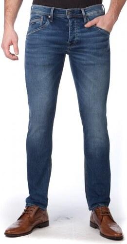 Pepe Jeans pánské jeansy Track 31 34 modrá - Glami.cz fcb7fc9b33