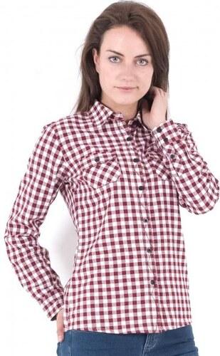 3debbbe5207c Brakeburn dámská košile S vínová - Glami.cz