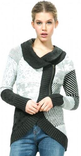 Desigual dámský svetr XL černá - Glami.cz 2885464b75