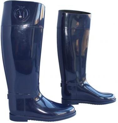 Luxusní značkové holínky Armani Jeans - Glami.cz 9448fb7e96