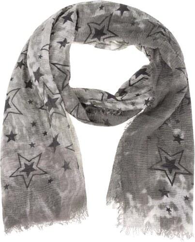 Haily´s Kaki šatka s motívom hviezd Haily s Estefania - Glami.sk 1739508470f