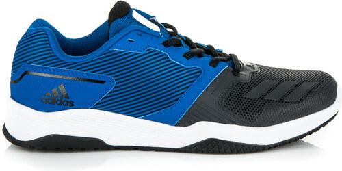 Klasické modré pánske športové tenisky Adidas - Glami.sk e95a11c4212