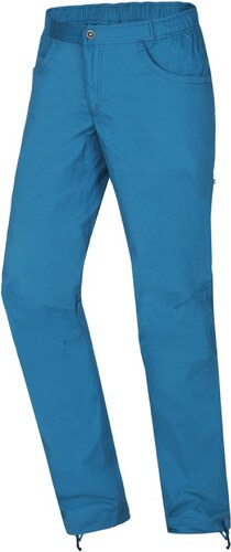 ac554b2fee1 Kalhoty Ocún Drago capri blue - Glami.cz