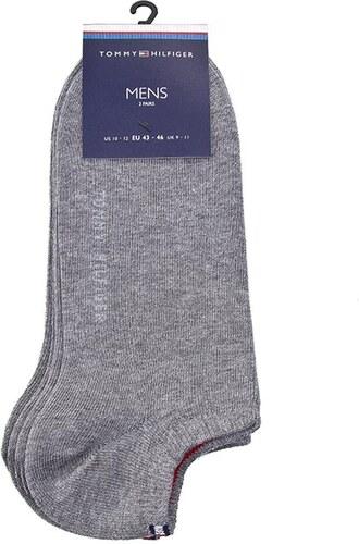 15fc305af8 Két pár rövid férfi zokni TOMMY HILFIGER - 342023001 758 - Glami.hu