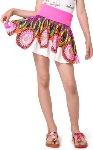 Desigual dívčí sukně Sobremunt 116 vícebarevná - Glami.cz c165a88e9e