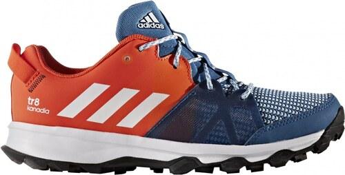 adidas Performance Dětské boty adidas kanadia 8 k CORBLU FTWWHT ENERGY cbbc7fac81