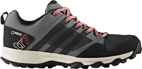 bace6c4b9a9 adidas Performance Dámská treková obuv adidas KANADIA 7 TR GTX W  VISGRE CBLACK SUPBLS