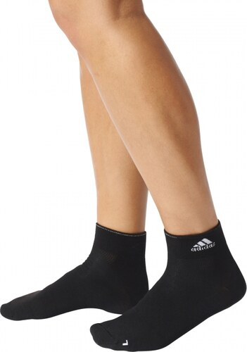 b0d82e1bf32 Ponožky adidas Performance R LIGH ANK T 1P (Čierna   Biela) - Glami.sk