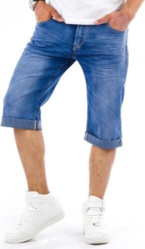 Jeans Pánske riflové kraťasy - Glami.sk 34c0e8b211