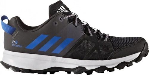 adidas Performance Dětské boty adidas kanadia 8 k CBLACK BLUE TRAGRE ... 7bbcfc5070