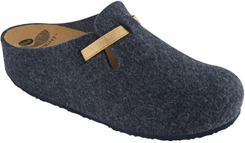 16cacf61e241 Scholl Dámske papuče Vars Bioprint Navy Blue F263011040 - Glami.sk