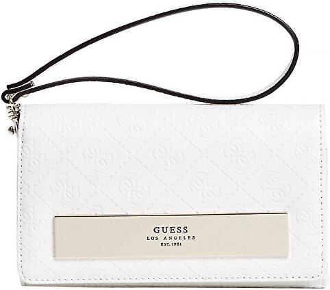 Guess Biela peňaženka Shantal Smartphone Organizer - Glami.sk 1be748c3ad9