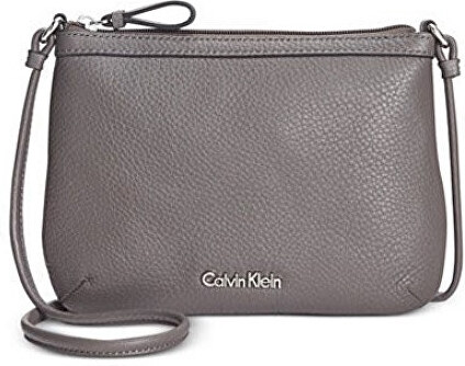 Calvin Klein Elegantní crossbody kabelka Pebble Leather Crossbody ... ed4a53755fb