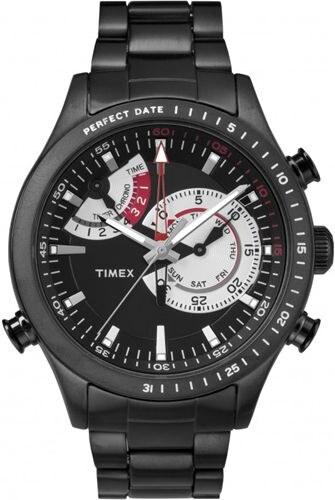 Pánské hodinky Timex Intelligent Quartz TW2P72800 Chronograph - Glami.cz f3ee124ea01