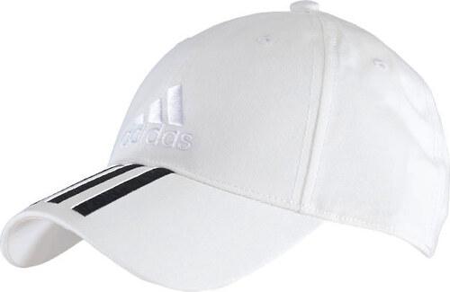 1904e4a2388 adidas PERFORMANCE Dámská bílá kšiltovka ADIDAS Six-Panel Classic 3S ...