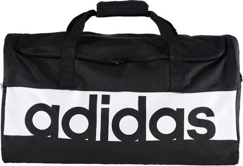 d7bf9339e9 adidas PERFORMANCE Čierna športová taška ADIDAS Linear Performance Team Bag