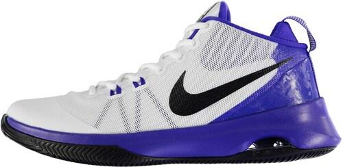 047e2da155e0e basketbalové boty boty Nike Air Max Finisher pánské White/Black/Blu ...