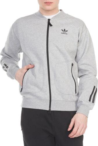 638bec63e3 Férfi adidas Originals Instinct Superstar Melegítő felső Szürke ...