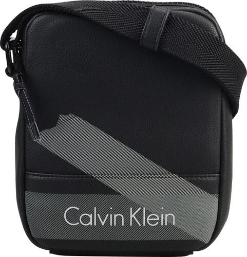 Calvin Klein čierna pánska crossbody taška COL3 Mini Reporter - Glami.sk cc56d6ed27b