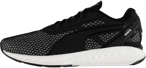 8a928605985 boty Puma Ignite 3 Running Shoes pánské Black White - Glami.cz