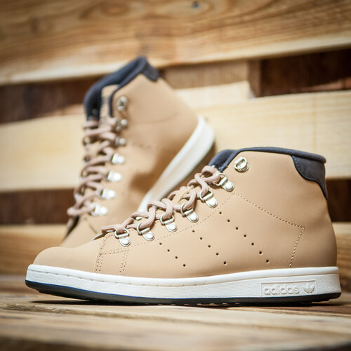 Tenisky Adidas Originals Stan Smith Winter Brown - Glami.sk ccbeb43bbbe