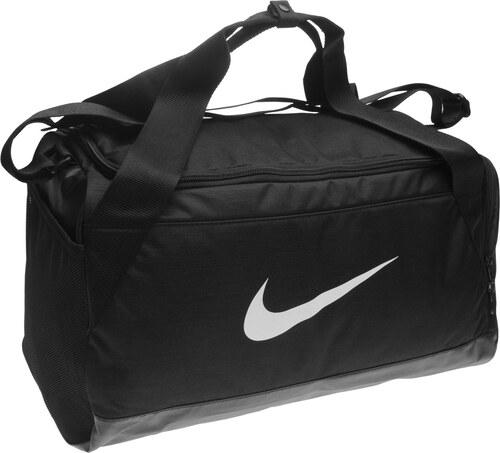 6449a10650 Športová taška Nike Brasilia Small Grip čierna - Glami.sk