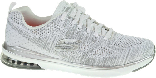 Silver Infinity Wsl Stand Skechers White Out Air Skech 12114 VMSzUp
