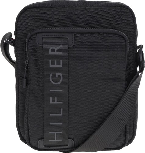 be3e4e8693 Čierna pánska crossbody taška s nápisom Tommy Hilfiger - Glami.sk