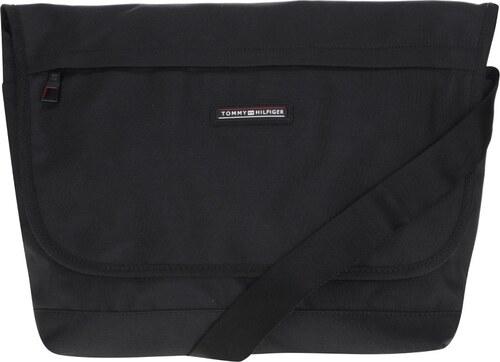 e710616f49 Čierna pánska taška cez rameno Tommy Hilfiger - Glami.sk