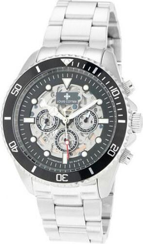 509492f6107 Louis Cottier Pánske automatické hodinky HB3660C1BM1 - Glami.sk