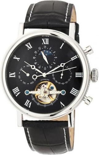 bda576d58a0 Louis Cottier Pánské automatické hodinky HS3370C1BC1 - Glami.cz