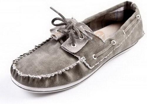 Dude Shoes Khaki színű férfi mokaszin Riva - Glami.hu fd1aebb215