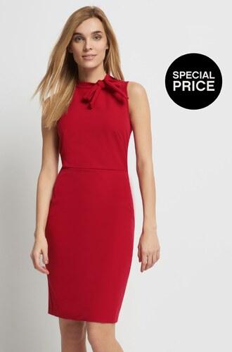 64d05010de68 Orsay Puzdrové šaty s mašľou - Glami.sk