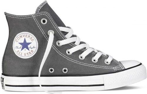 Kotníkové boty Converse CHUCK TAYLOR ALL STAR Seasnl HI Charcoal ... 28d3b92727