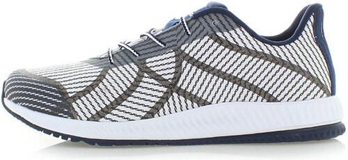 adidas PERFORMANCE Dámske bielo-modré tenisky ADIDAS Gymbreaker Bounce 5463a18bc5d