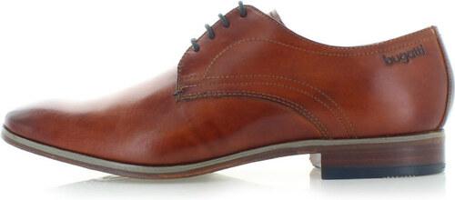 Pánske škoricové topánky Bugatti Renato - Glami.sk 0ae56abd89