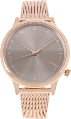 e77daf05b30 Dámské hodinky v barvě růžového zlata