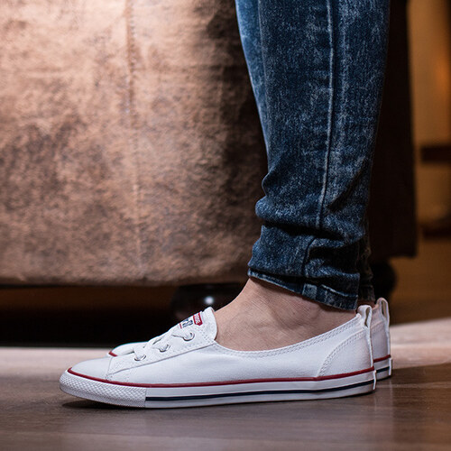 bef77cac602 Converse Chuck Taylor All Star Ballet Lace Slip 549397C - Glami.ro