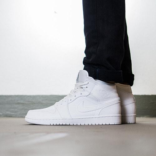 Jordan 1 Mid férfi cipő 554724 110 - Glami.hu 4ada292452