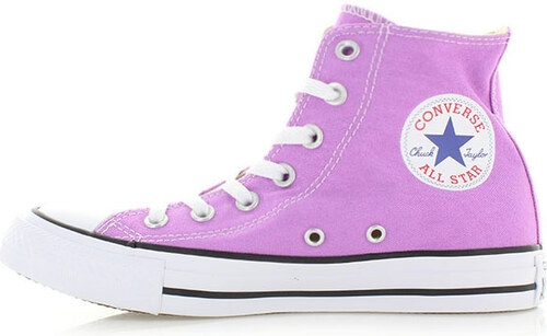 ae369c494bd Converse Dámské světle fialové vysoké tenisky Chuck Taylor All Star HI Top