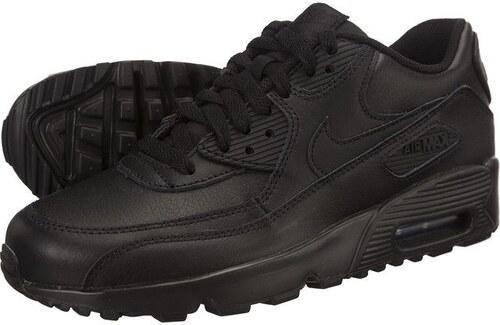 3556ac1751e Boty Nike Air Max 90 LTR GS 833412-001 Black - Glami.cz